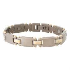 Picture of Sabona Titanium Duet Magnetic Bracelet