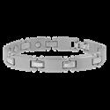 Picture of Sabona Titanium Silver Magnetic Bracelet