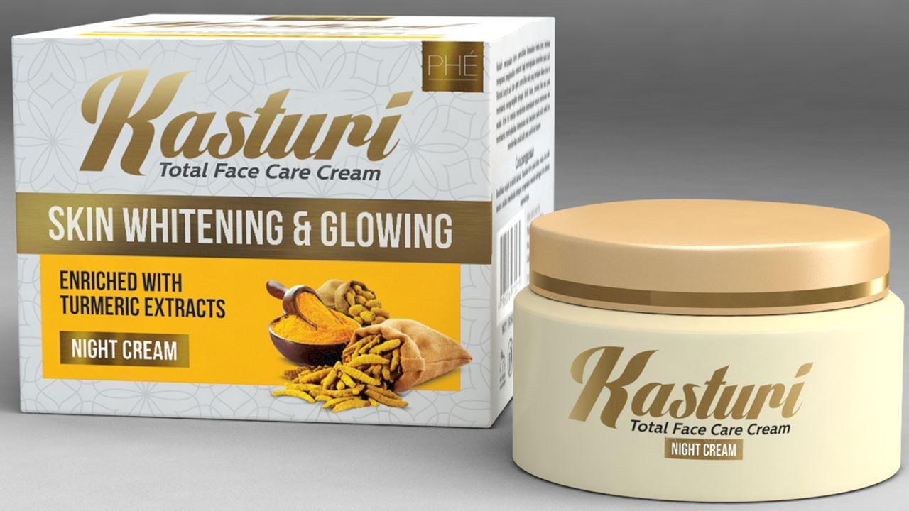 Picture of  Kasturi Turmeric Face Care Cream {Night Cream}